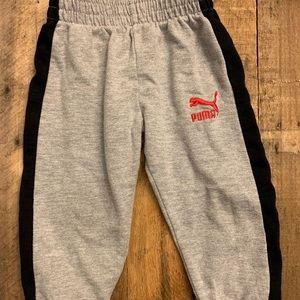 Bottoms - 2t puma sweatpants